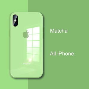 Matcha  iPhone Cases | Glass - milkCases