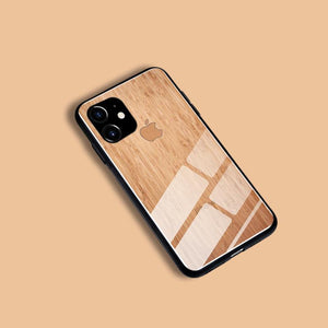 Woody iPhone Cases | Glass - milkCases