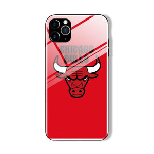 Chicago Bulls iPhone Cases | Glass - milkCases