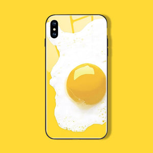 Fried Egg iPhone Cases | Glass - milkCases