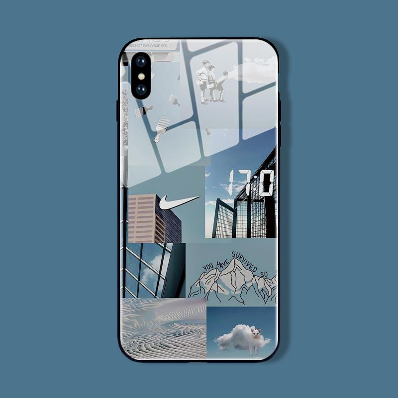 Nike City iPhone Cases | Glass - milkCases