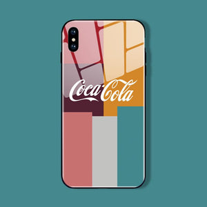 Coca Cola iPhone Cases | Glass - milkCases