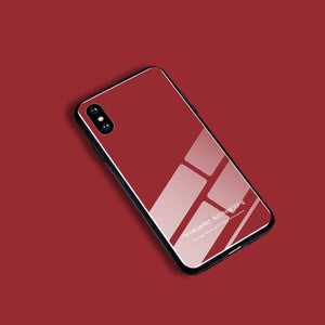Dream Perfection Trying iPhone Cases | Glass - milkCases