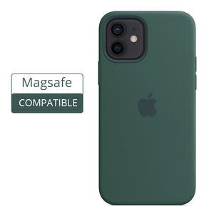 Pure Silicon iPhone Cases | MagSafe Compatible - milkCases
