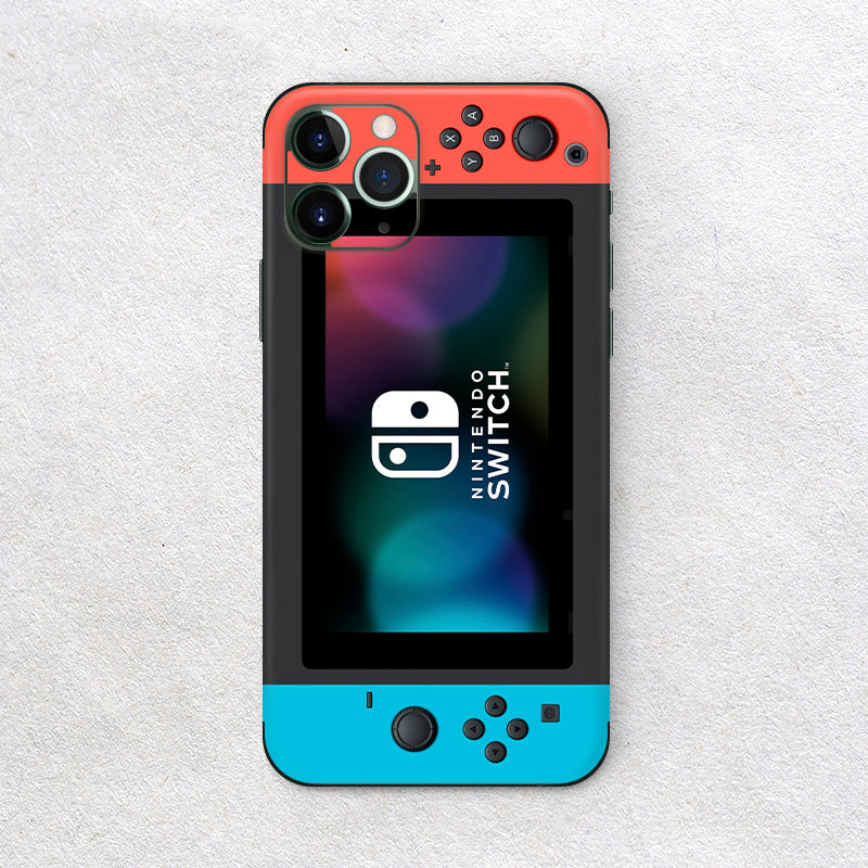 Switch iPhone Stickers - milkCases