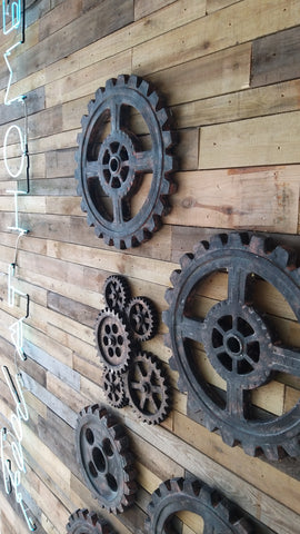 Sample Reclaimed WoodCladding