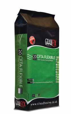 20Kg Bag of Flexible Adhesive