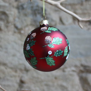 Red Oak Tree Bauble