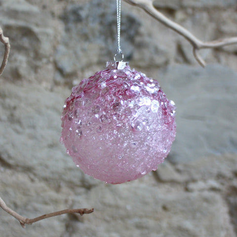 Pink Crushed Ball