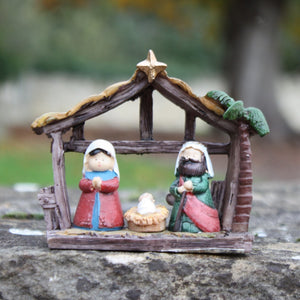 Children Nativity House