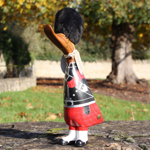 Scottish Guard Duckling