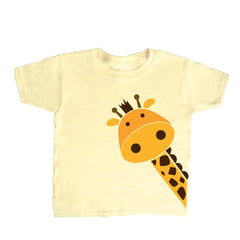 Baby-Toddler Giraffe T Shirt