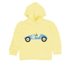 Kids Racing Car Hoodie T Shirt