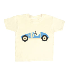 Baby-Toddler Racing Car T Shirt