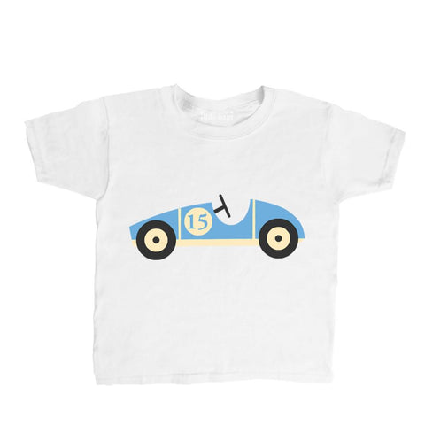 Kids Racing Car T Shirt