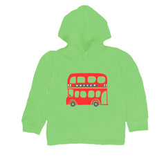 Kids London Bus Hoodie T Shirt