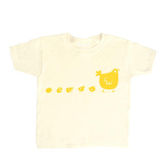 Baby-Toddler Spring Chicks T Shirt