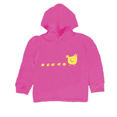 Baby-Toddler Spring Chicks Hoodie T Shirt