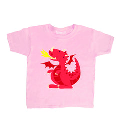 Baby-Toddler Red Dragon T Shirt