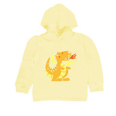 Baby-Toddler Gold Dragon Hoodie T Shirt