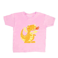 Baby-Toddler Gold Dragon T Shirt