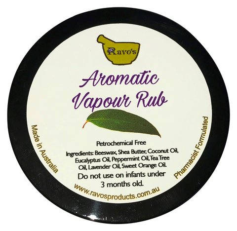 Aromatic Vapour Rub
