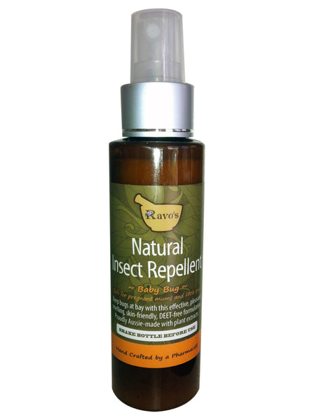 All natural bug repellent for babies