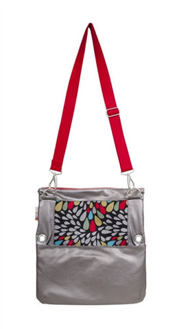 Isoki Multi Messenger Nappy Bag in Jewel