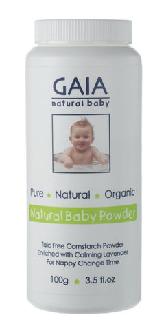Gaia Baby Powder 100g