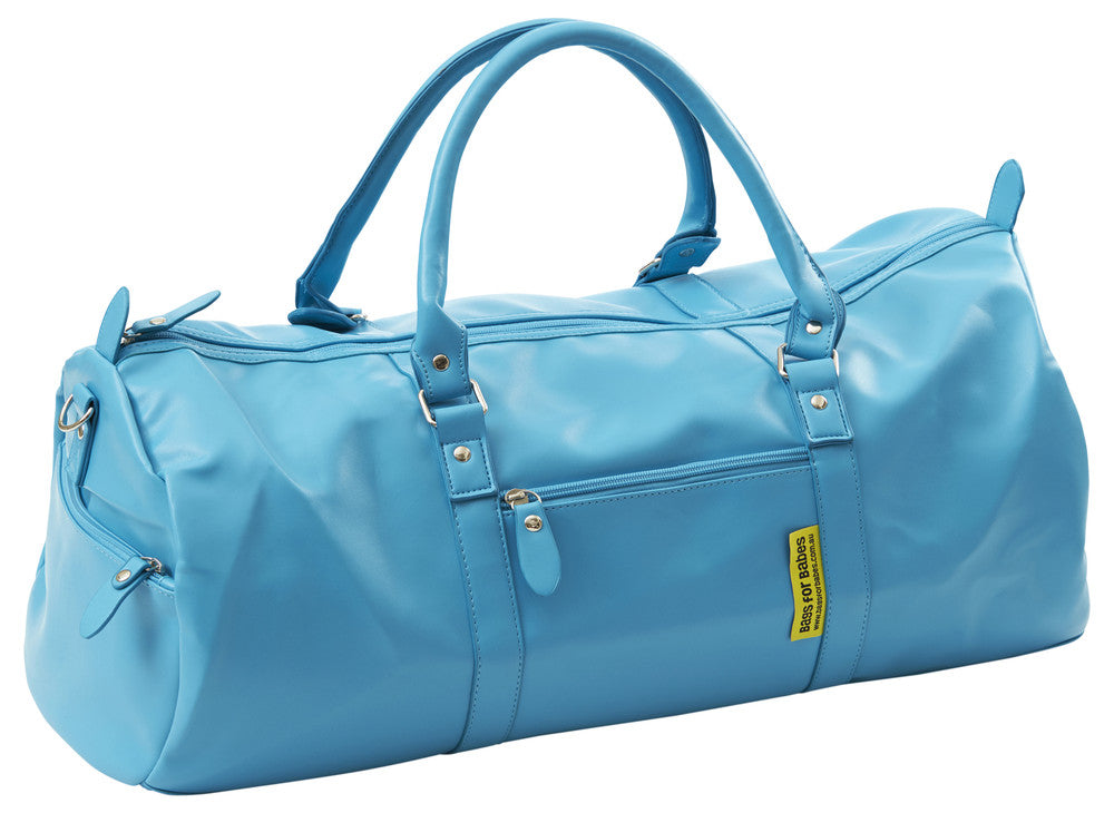 Bags For Babes Tiffany Blue Duffel Bag