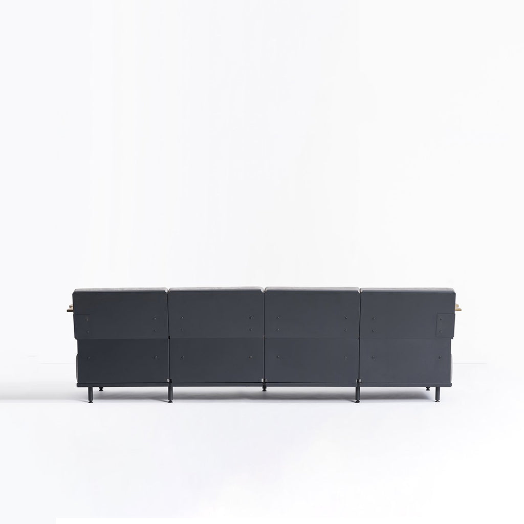 Troy 4 Seater Sofa