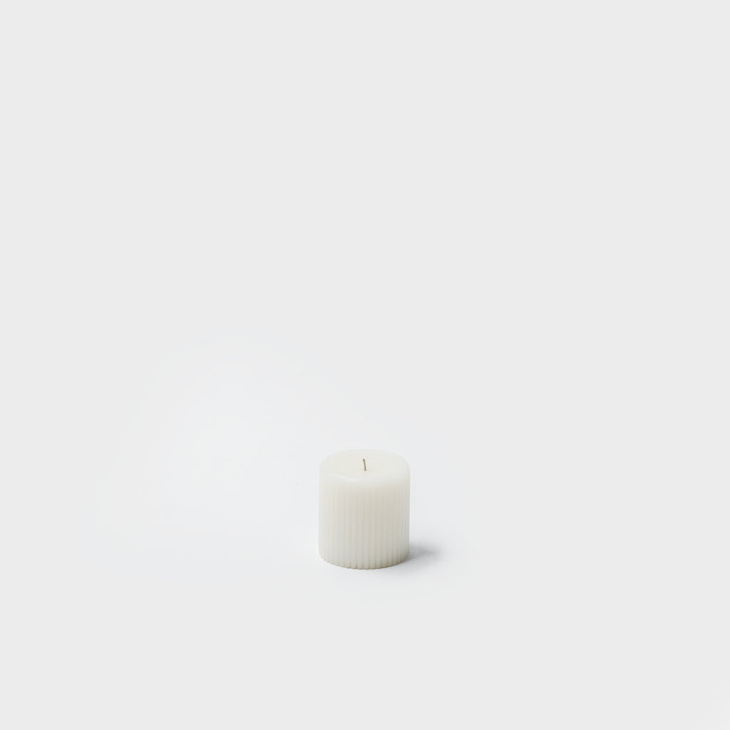 Ray Pillar Candle S
