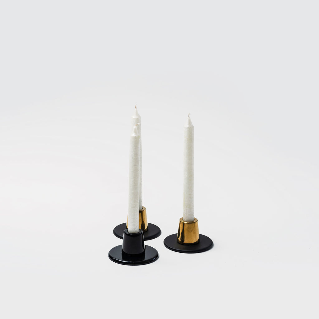 Cone Candle Stand