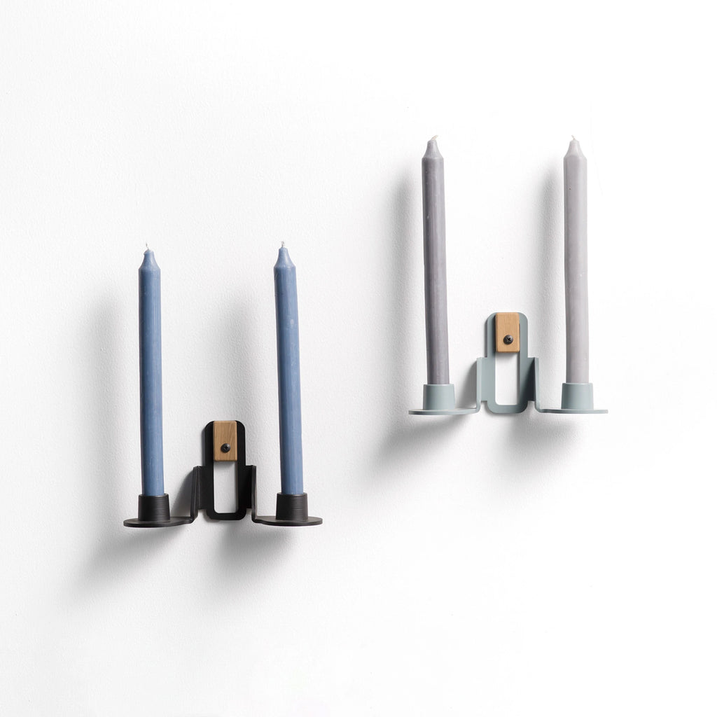 Reno Candle Holder (Double)