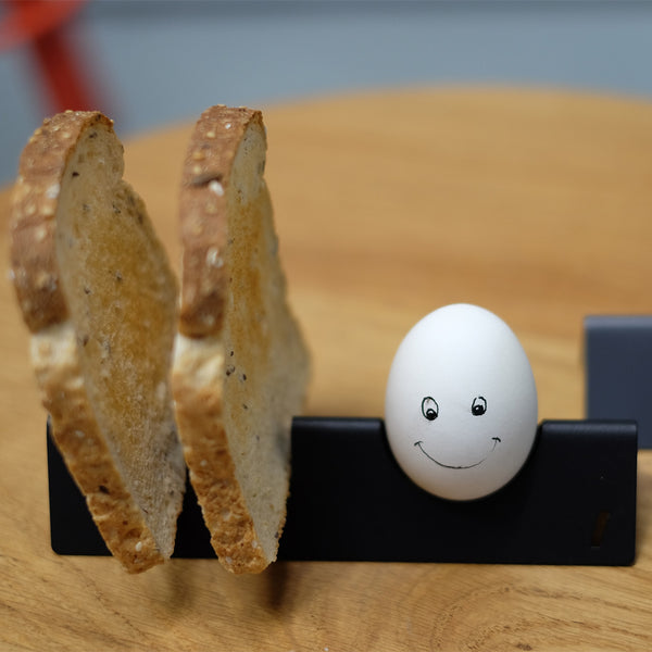 Chicory Toast & Egg Holder