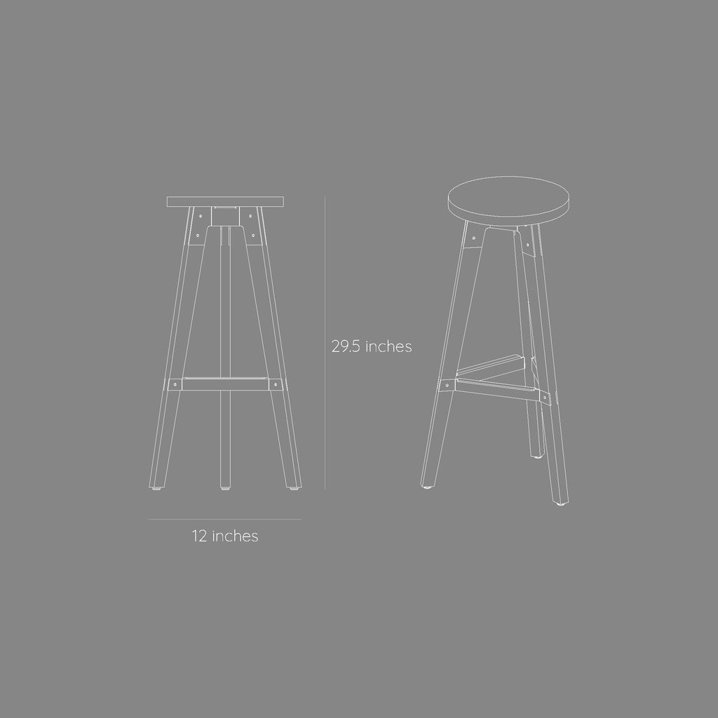 Neo-Bar Stool