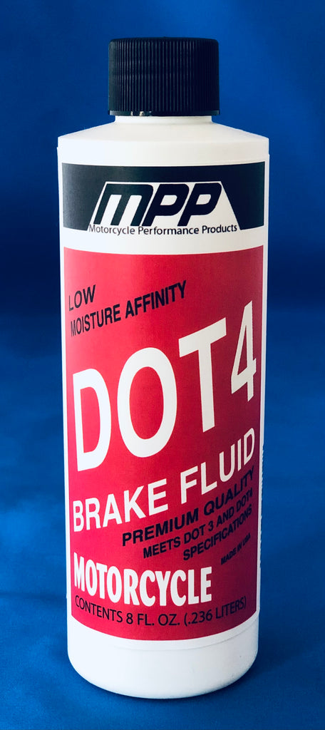 Dot 4 LMA 8oz,  Motorcycle Size, Quantity 6