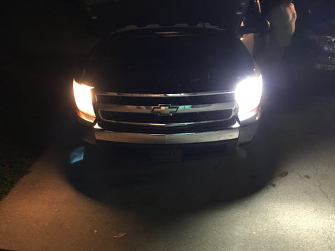 6S LED Headlights (pair)