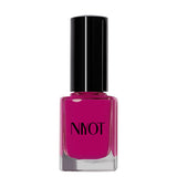 Black Fuchsia Nail Polish