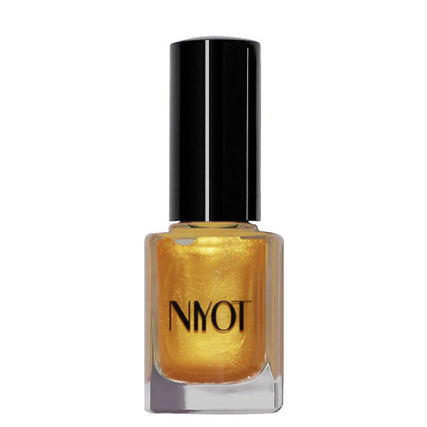Ochre Satin Nail Polish