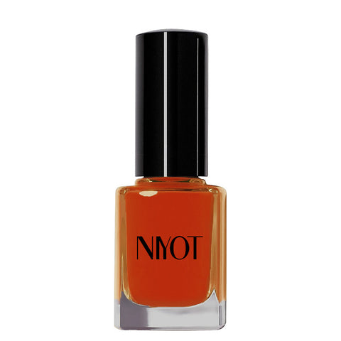 Sunburst Orange Nail Polish