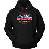 OAMF - More Science Less Marketing - Hoodie