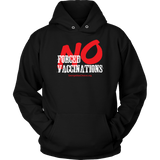 GCVC - No Forced Vaccinations - Hoodie