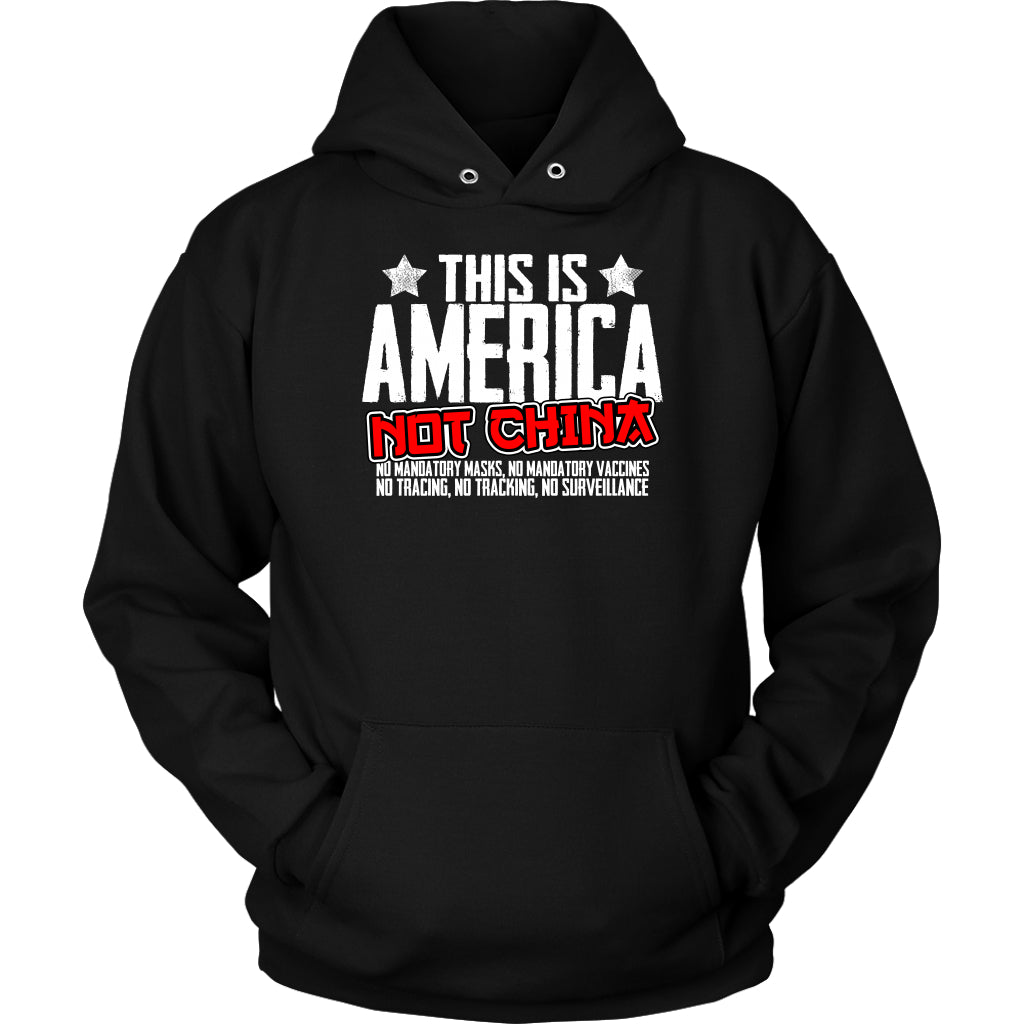 This is America Not China - Hoodie