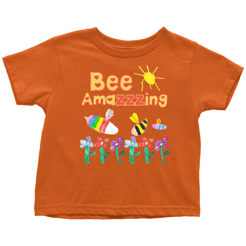 Bee Amazzzing - Toddler Tee