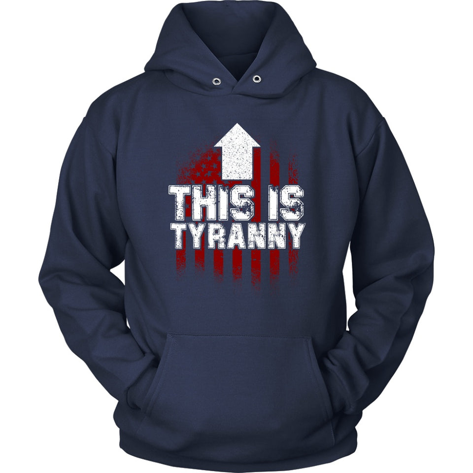 This is Tyranny (arrow) - Hoodie
