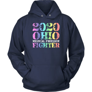 2020 Ohio Medical Freedom Fighter - Hoodie