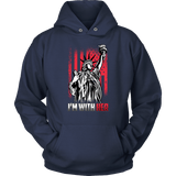 I'm With Her (Statue of Liberty) - Hoodie