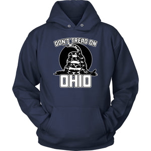 Don't Tread on Ohio - Hoodie