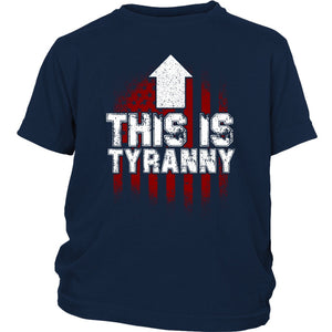 This is Tyranny (arrow) - Youth Tee